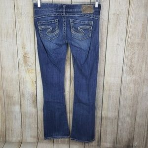Silver Jeans Tuesday Boot Cut Womens Size 27